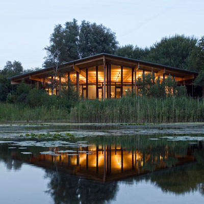 Nature visitor centre Tenellaplas, Westvoorne <span class='overlay-readmore'>Read more</span>