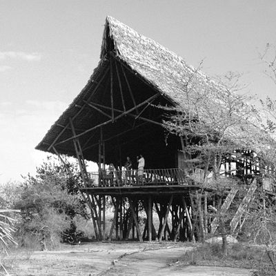 Selous Mbuyuni Camp,Selous Game Reserve, Tanzania